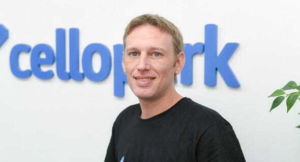 ולד קניז׳ניק, סמנכ״ל טכנולוגיות בחברת Cellopark